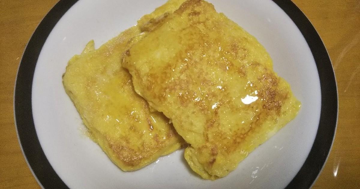 チーズ 蒸し パン フレンチトースト