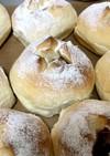 カマンベールあんパン