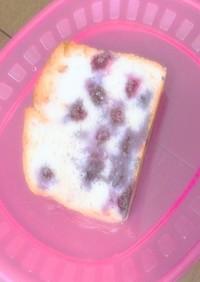 簡単すぎるブルーベリーパウンドケーキ♡