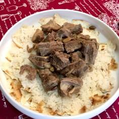 パレスチナ料理②