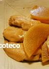 ご飯がすすむ★鶏の手羽先と大根の煮物