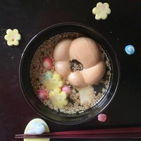 ポリクック簡単料理 可愛い懐中味噌汁
