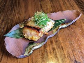 オリーブ豚の西京焼き