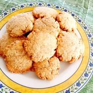 おからパウダークッキー☆シナモン風味