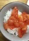 妄想周ちゃんごはん・トマト丼