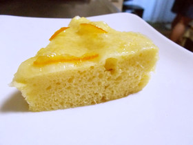 レンジで作る♡ホットケーキ♡