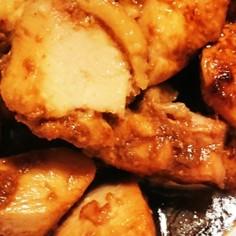 柔らか~☆鶏むね肉の甘酢煮焼き♪