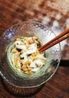 大葉と酢玉ねぎの納豆和え★☆