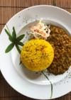 簡単インドのお豆のカレー/ダールカレー