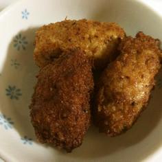 鶏肉メンチ