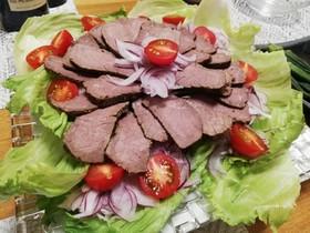 炊飯器で低温調理 ローストビーフ