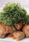 茄子豚の味噌辛子炒め
