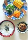 朝粥* カンタン♪ 生米から炊く白がゆ