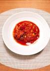 圧力鍋で!簡単鶏肉のトマト煮込み