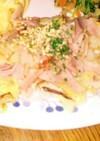 ベーコンと白菜のオリーブ油炒め✨☺⛄