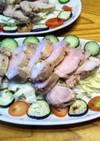 簡単☆さっぱり味の鶏チャーシュー