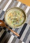 じゃがいもときのこのスープ
