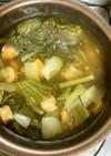 具だくさん野菜のスープ