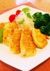 【ロカボ】やわらかチーズチキンピカタ