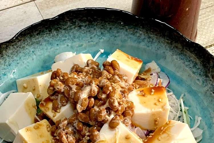 レシピ 豆腐 満腹 ダイエット