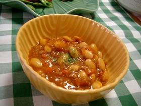 大豆のチリコンカン