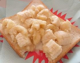 1分で超美味しい♡節約バナナスイーツ