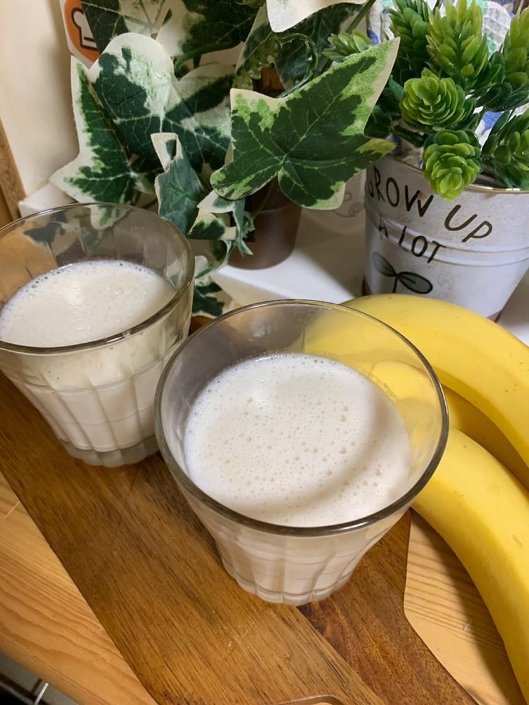 甘酒deバナナジュース