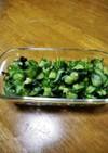 簡単❤時短❤健康❤酢生姜と胡瓜の酢の物