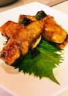 【ロカボ】高野豆腐の大葉豚バラ肉巻き