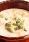 肉だんごと野菜のクリーム煮(幼児食)