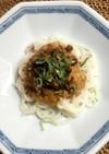 ピリ辛肉味噌坦坦麺