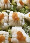 鱧の湯引き寿司