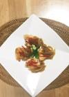 鶏胸肉の梅醤油焼き