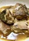 簡単サバ缶で生姜醤油・味噌煮