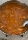 ミニトマト大量消費スープ♡