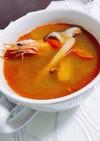本格タイの味✦トムヤムクン ナームサイ