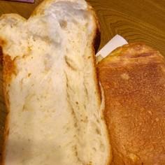ホエー使用しっとりふわふわ食パン☆HB