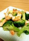 ⭐海老とブロッコリーのとろみ中華炒め⭐
