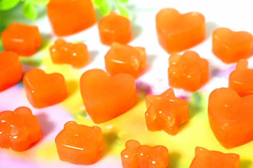 さっぱり美味しい♪グレープフルーツグミ