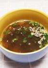 ☆簡単・ヘルシー♪もずくスープ☆