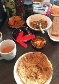 インド式チャイティー