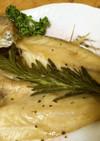 アカムツ干物の香草煮(よか魚ドットコム)