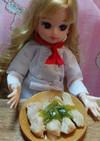 リカちゃん♡SNSで発見‼鶏むねの甘酢煮