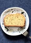 野田琺瑯で紅茶のパウンドケーキ