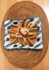 魚(カナガシラ)の三枚卸しの南蛮漬