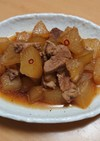 ポンの冬瓜の豚トロ煮