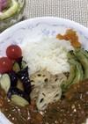 肉なし夏野菜カレー