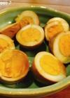常備菜にも♪ゆで卵のソース漬け