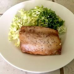 ハワイの魚 マヒマヒ(超簡単)