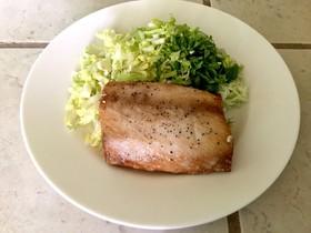 海外でお魚(ハワイのマヒマヒ)